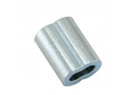 Wire Rope Sleeves (Oval or 8 Shape)