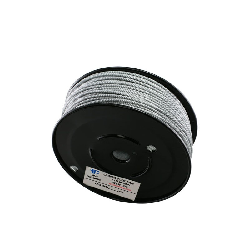 7x19 Aircraft Cable